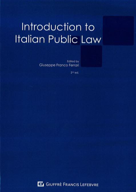 Lezioni di Diritto Pubblico