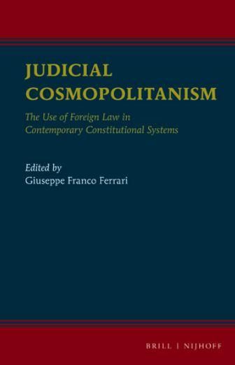 Giuseppe Franco Ferrari Judicial Cosmopolitanism